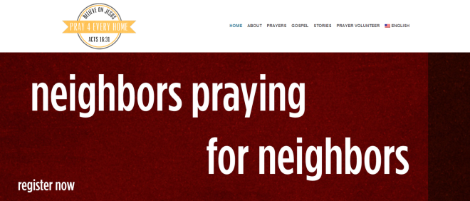 FireShot Screen Capture #017 - 'Pray for Every Home I' - pray4everyhome_com