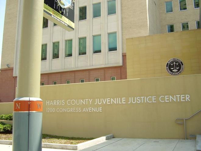Harris County Juvenile Justice Center