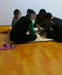 NK Defectors